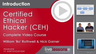 Certified Ethical Hacker CEH Complete Video Course: Introduction