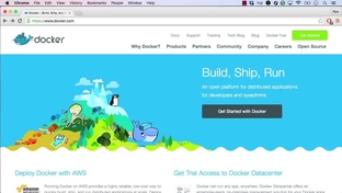 Docker Toolbox (Mac) - Learning Path: Delivering Applications with