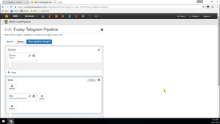 Four methods to run custom builds/actions in AWS