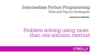 Problem solving using more than one solution method
