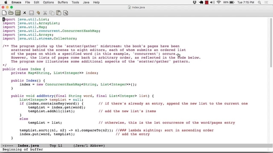 A Map/Reduce Code Example - Functional Programming in Java 8 [Video]