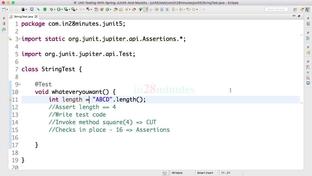 Test java code online