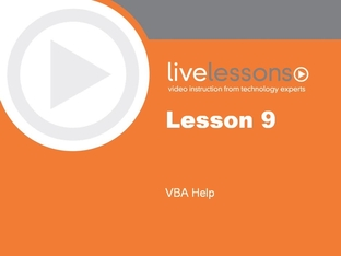 Lesson 9: VBA Help - Excel VBA and Macros with MrExcel