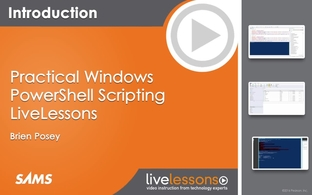 Practical Windows PowerShell Scripting: Introduction