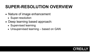 Super-Resolution - Understanding Convolutional Neural Networks (CNNs