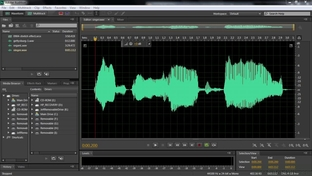Using The Stretch And Pitch Effect - Adobe Audition CC [Video]