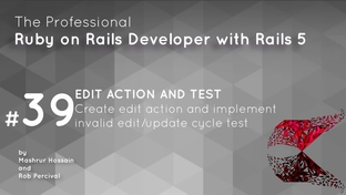 Start edit recipes feature - Professional Ruby on Rails
