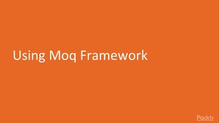 Using Moq Framework - Introducing Test Driven Development in C# [Video]