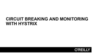 Circuit Breaking And Monitoring With Hystrix - Building ...