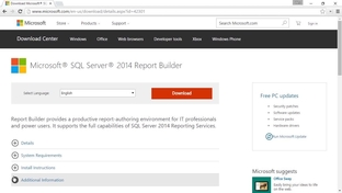 SSRS Report Builder - Up and Running with Microsoft SQL