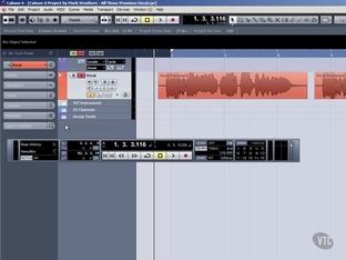 cubase audio samples