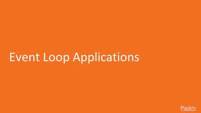 Event Loop Applications | LEARNING PATH: Qt5: GUI Application