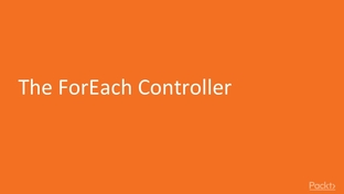 The ForEach Controller - Learning Path: JMeter 3: Scripting and
