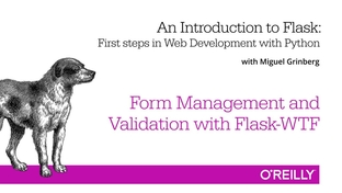 Form Management and Validation with Flask-WTF - An