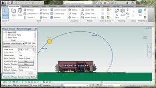 Render Settings - Background, Display And Image Settings - Revit