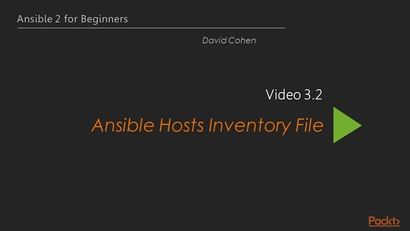 Ansible Hosts Inventory File | Learning Path: Ansible: Guide