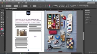 Inline Graphics and Anchored Objects - Adobe InDesign CC