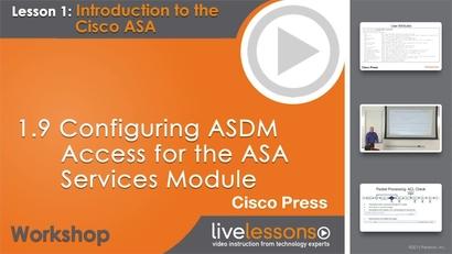 1 9 Configuring ASDM Access for the ASA Services Module