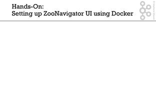 Hands-On] Setup Zoonavigator - Apache Kafka Series - Kafka