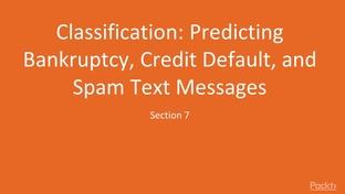 Predicting Credit Card Default - Making Predictions with