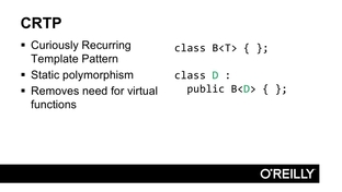 Implementing crtp modern c design patterns video video thumbnail for implementing crtp maxwellsz