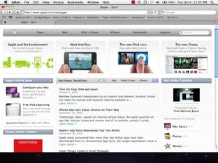 SHOW ME Media 7 5—Setting the Auto-Click Preference in Safari