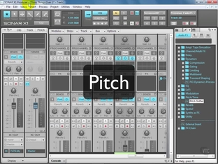 Video: cakewalk sonar x1 tutorial prosoundnetwork. Com.