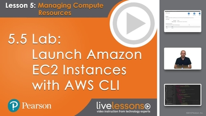 5 5 Lab: Launch Amazon EC2 Instances with AWS CLI | Learning Path