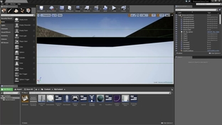 Tutorial 1 - Creating the Sky - Unreal Engine 4: The Complete