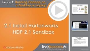 2 1 Install Hortonworks HDP 2 1 Sandbox - Hadoop Fundamentals