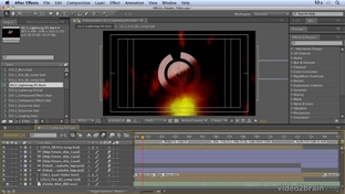 Creating Cool Effects with Turbulent Noise - Adobe After