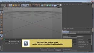 Getting Point Cloud Into C4D - Cinema 4D Special Effects Techniques