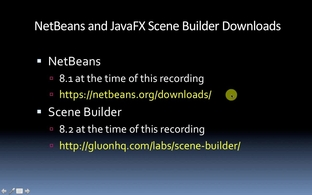 NetBeans and JavaFX Scene Builder Downloads - Java 8 and 9