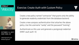 Microservices secrets management with Vault - Seth Vargo (HashiCorp