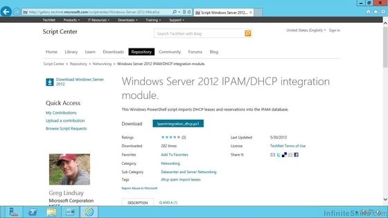 Monitoring IP Configuration Using IPAM - Microsoft Server 2012 ...