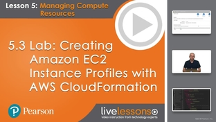 5 3 Lab: Creating Amazon EC2 Instance Profiles with AWS