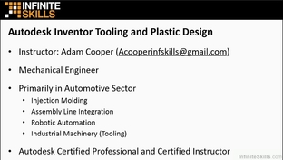 About The Author - Mastering Autodesk Inventor - Tooling and
