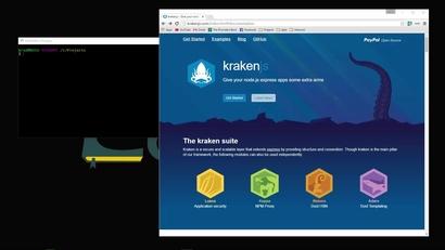 Kraken Setup and Foundation   LEARNING PATH: Full Stack Web