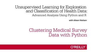 Clustering Medical Survey Data with Python - Unsupervised