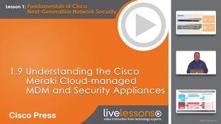1 9 Understanding the Cisco Meraki Cloud-managed MDM and