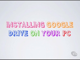Installing Google Drive App on Your PC - Google Apps for