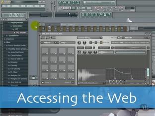 Accessing the Web - FL Studio 10 [Video]