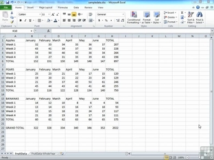 The OFFSET Formula Explained - Advanced Microsoft Excel 2010