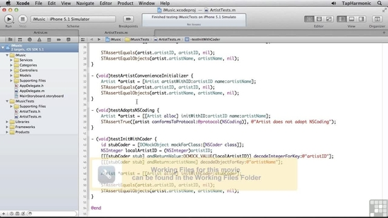 Testing With OCMock - Part 2 Mocking - iOS Programming [Video]