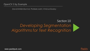 Introducing Optical Character Recognition - OpenCV 3 by