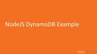 Dynamodb Scan Example