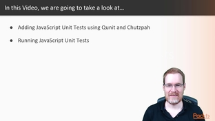 Adding Javascript Unit Tests - Designing and Building Custom Apps