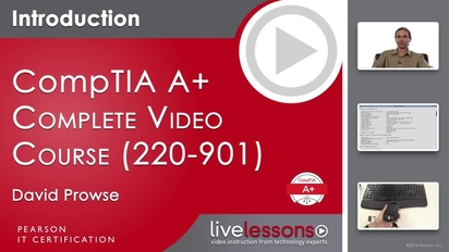 Video Thumbnail For CompTIA A Complete Course 220 901 Introduction