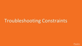 Troubleshooting Constraints - iOS 11 Programming with SWIFT