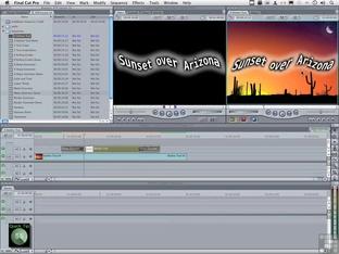 Quick Tip - Using Master Templates - Apple Final Cut Pro 7